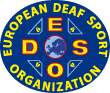 logo European Deaf Sport Organization